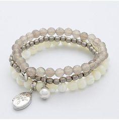 fossil bracelet (idea for Marilee)