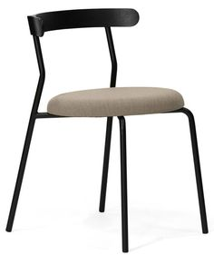 Side Chairs, Dining Chairs, D 20, Armless Chair, Mid Century, Metal, Wood, Projects, Furniture