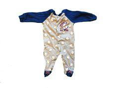 Boys Baseball Pajamas (Size: 3 Months)