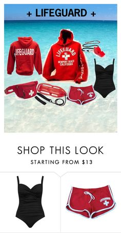 """Lifeguard"" by keurnan on Polyvore featuring La Blanca and Equipment"