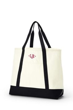 Lightweight+Open+Top+Tote+from+Lands'+End