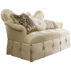 I pinned this Lavelle Tufted Sofa from the Hollywood Glamour event at Joss and Main! $1621.95 12/7/12