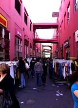 tripYIP.com - Visit Our Site For Fun Things To Do In Most Major Cities! Check out our LOS ANGELES, CA http://www.tripyip.com/uscities/losangeles.shtml page to find out about this fun attraction: LA FASHION DISTRICT  The LA Fashion District spans 100 blocks. It's all here: apparel and accessories for the entire family, textiles, flowers, even live/work lofts.