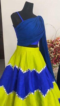 Girls Designer Dresses, Designer Party Wear Dresses, Kurti Designs Party Wear, Lehenga Designs, Party Wear Indian Dresses, Dress Indian Style, Indian Fashion Dresses, Kids Blouse Designs, Beautiful Dress Designs