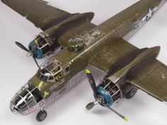 HK B-25J Ave Maria +extras - Page 7 - LSM Aircraft Modelling - Large Scale Modeller