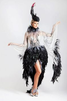 Australia's National Costume for Miss Universe 2012