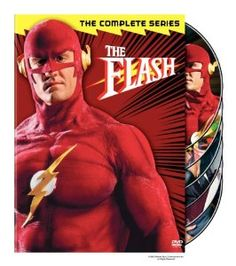 Amazon.com: The Flash: The Complete Series: Flash: Movies & TV
