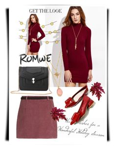 """""""Love Me Every Day/ Romwe 1/III"""" by lightstyle ❤ liked on Polyvore"""