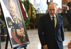 Путин подписал распоряжение о праздновании 100-летия Михаила Калашникова на государственном уровне.