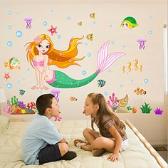 Florals+Wall+Stickers+Plane+Wall+Stickers,PVC+–+AUD+$+8.17