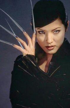 Kelly Hu é Lady Letal