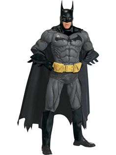 Looking for Batman costume ideas? You'll love these creative Batman costumes! Batman is one of the most popular superheroes. Costume Batman, Superhero Halloween Costumes, Halloween Fancy Dress, Adult Costumes, Men's Costumes, Batman Cosplay, Halloween Cosplay, Spirit Halloween, Halloween Kids