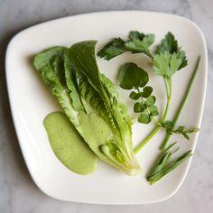 Canal House Green Goddess Dressing Recipe - Bon Appétit
