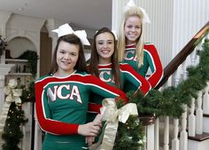 Cedar Falls High School Cheerleaders Ready For Disney Competition