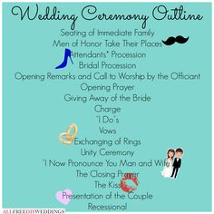 funny wedding ceremony script the best of script wedding ceremony outline . funny wedding ceremony script the best of script wedding ceremony outline non religious. Wedding Ceremony Ideas, Simple Wedding Vows, Wedding Ceremony Outline, Order Of Wedding Ceremony, Wedding Vows To Husband, Unity Ceremony, Perfect Wedding, Trendy Wedding, Dream Wedding