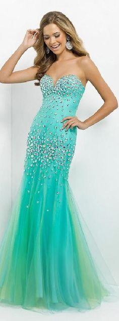 Embellished Mermaid Natural Sweetheart Floor Prom Dresses Sale klkdresses13300bfrhe #fashiondress #longdress #promdress