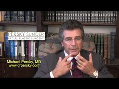 "What exactly is a ""fat transfer?""  Encino plastic surgeon and founder of Persky Sunder Facial Plastic Surgery, Michael Persky, MD., discusses the procedure and what parts of the body it is appropriate for. Dr. Persky also details which patients are candidates for a fat transfer procedure. #michaelpersky #plasticsurgery #LA #encino #beauty #medical #botox #laser #fraxel"