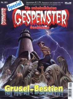 Gespenster Geschichten Spezial #201 - Grusel-Bestien