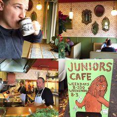 Juniors Cafe!!