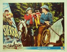 Sierra  1950 Prod. 1619 - Audie Murphy - 83 min  |  Western  |  1 June 1950 (USA)
