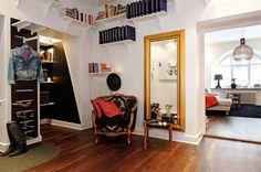 aménagement intérieur de petit appartement design