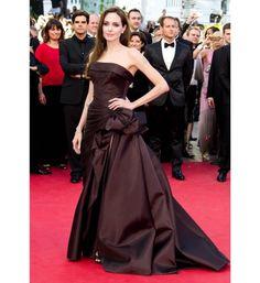 2d381f970d4623 La robe de soirée d Angelina Jolie Angelina Jolie