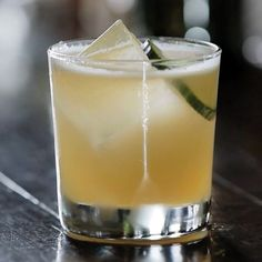 "IRISH MAID COCKTAIL ~2 slice .25"" slices Cucumber ~2 oz Jameson Black Barrel Irish Whiskey ~.5 oz St-Germain Elderflower Liqueur ~.75 fresh Lemon juice ~.75 oz Simple Syrup"