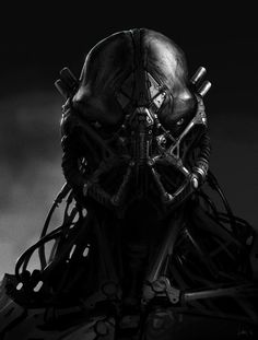 Cyborg by MrTomLong