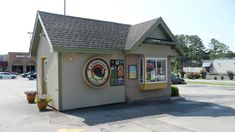 Drive thru coffee stand.  Columbia, TN  Business start-up design