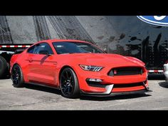 2016 Shelby GT350R Mustang at Grattan Raceway - YouTube