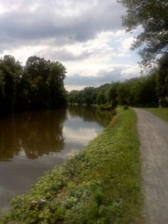 Erie Canal Bike Path... a popular past-time for the kids and me during the summer months!