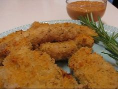 Betty's Crispy Baked Chicken Tenders-Tried this the other day and it is already a family favourite!