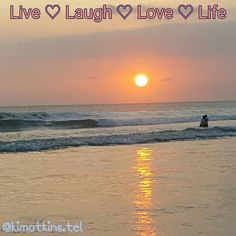 Bali Sunsets #live #laugh #love #life