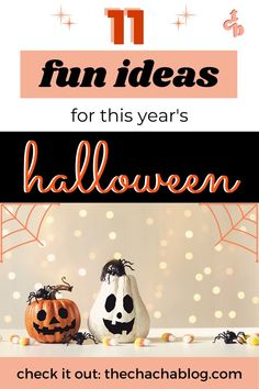 Halloween is bound to look different this year but that doesn't mean it has to be any less epic! Halloween 2020, halloween ideas, halloween crafts, halloween costumes, halloween party decor, halloween food ideas, halloween outdoor decorations, halloween party ideas, halloween desserts, halloween crafts for kids, halloween movies, halloween DIY, DIY ideas, halloween ideas 2020, stay at home halloween ideas, social distancing halloween ideas, halloween ideas for teens