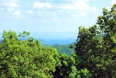 Blue Ridge Parkway, Southwest Virginia