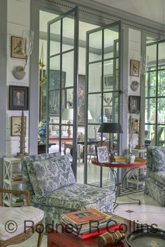 furlow gatewood's enchanting home ... as photographed by rodney r. collins