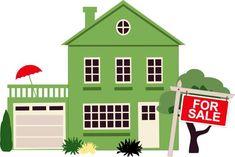 Best House For Sale Clip Art #23311 - Clipartion.com