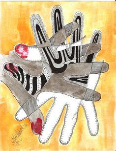 Encuentros y desencuentros: Tres deseos (serie manos)