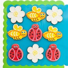 Cheery Spring Cookie Gift