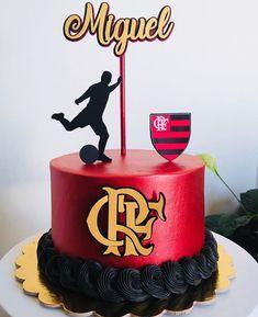 first birthday high chair Happy Birthday Colleague, Happy Birthday Man, Soccer Birthday Cakes, Soccer Cake, Fondant Cakes, Cupcake Cakes, Bolos Cake Boss, Dad Cake, Pastel Party