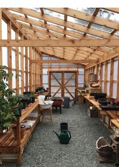 Backyard greenhouse - leave your flower garden or organic vegetable garden with these tips 6 ., Backyard greenhouse - Let your flower garden or organic vegetable garden look optimal with these tips # Organic vegetable garden garden There are lots of. Diy Greenhouse Plans, Backyard Greenhouse, Small Greenhouse, Greenhouse Wedding, Homemade Greenhouse, Greenhouse Attached To House, Pallet Greenhouse, Greenhouse Shelves, Greenhouse Tomatoes