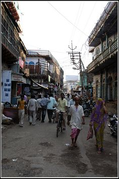 INDIA - Street Scene
