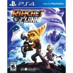 Ratchet & Clank (PS4) - Walmart.com