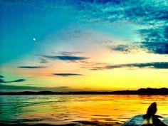 SUP on Lake Champlain Plattsburgh, NY