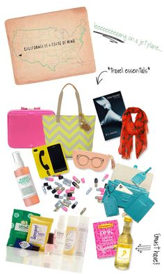 Travel Essentials: Carry-on