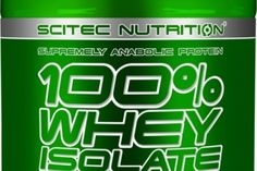 SCITEC 100% WHEY ISOLATE 0.700 grams от онлайнмагазин.org