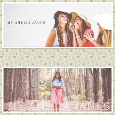 My Amelia James by Linsey ❤️ Join my Facebook VIP group for a first look at new items, exclusive deals, and lots of giveaways!