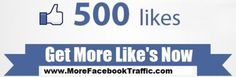 Facebook Social Media Management Fanpage Likes Within 72hr (500 Likes) $4.99 #facebook #traffic #onlinemarketing #onlineranking #googleseo