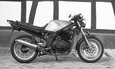 #Suzuki   1989 Suzuki Gs 500 twin