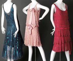 Chanel - Robes de Soirée - 1925-28